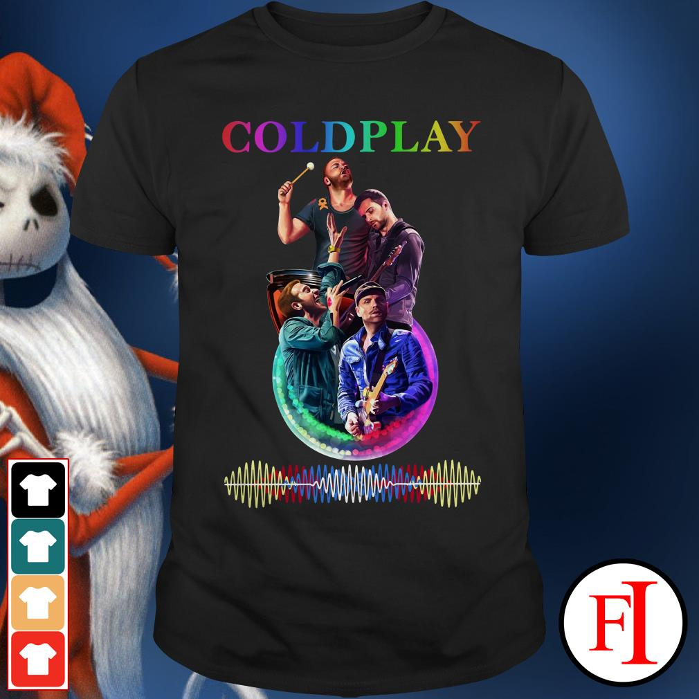 Coldplay poster Shirt