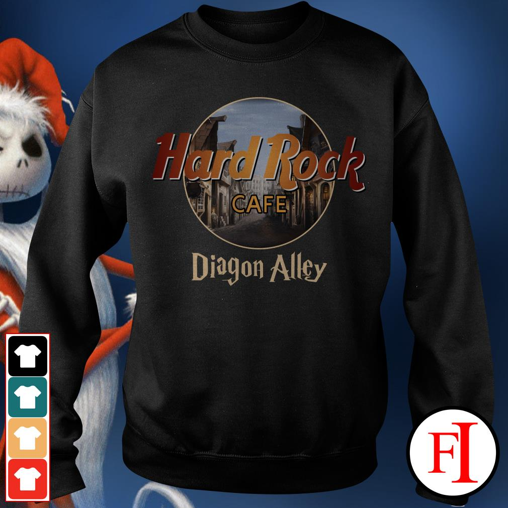 Diagon Alley Hard Rock cafe Sweater
