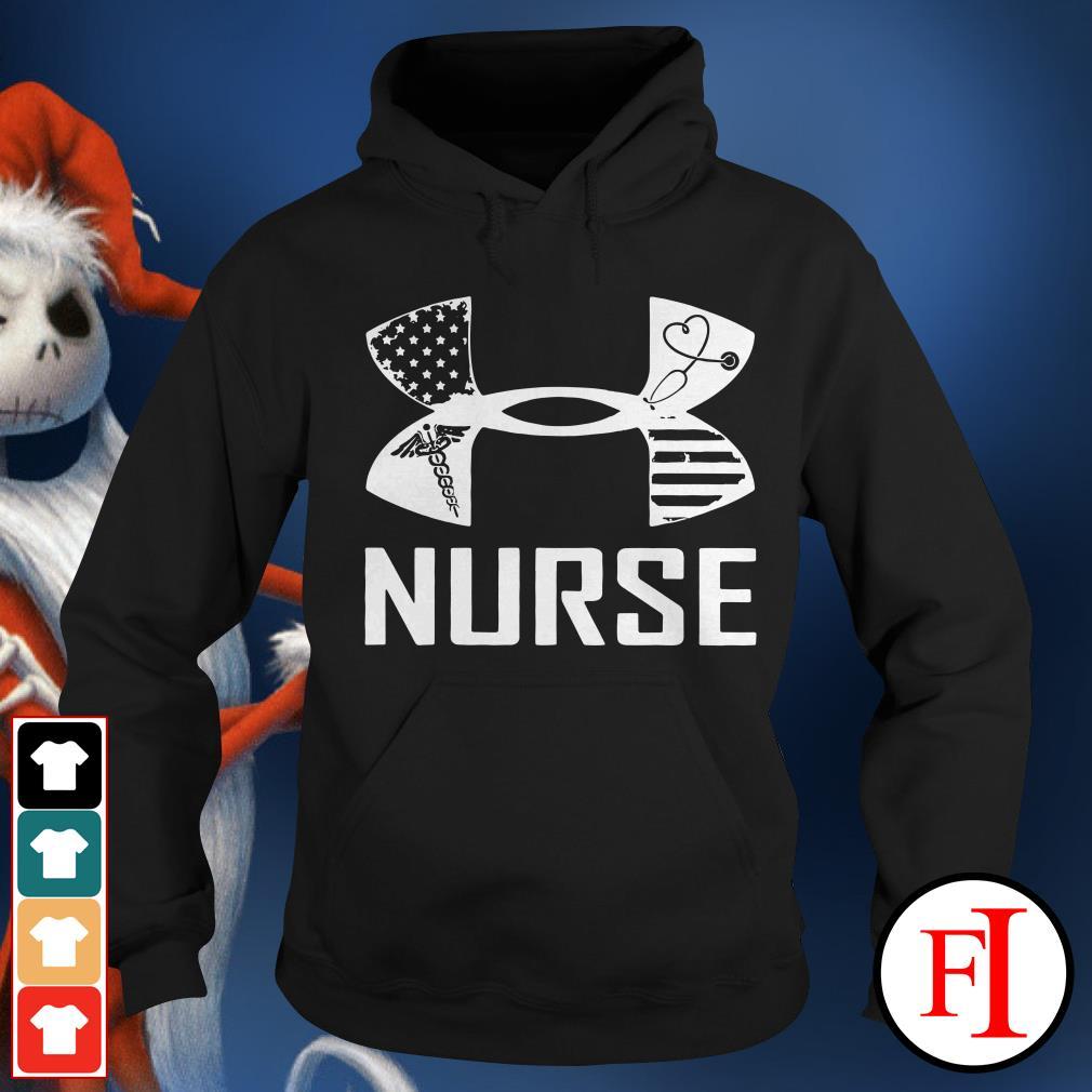Nurse Under Armour Hoodie