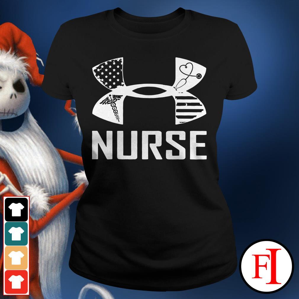 Nurse Under Armour Ladies Tee