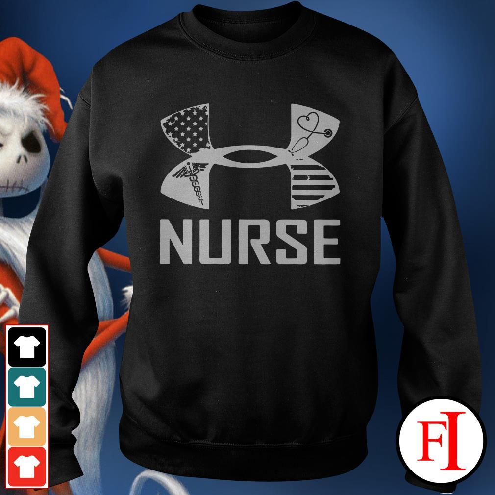 Nurse Under Armour Sweater