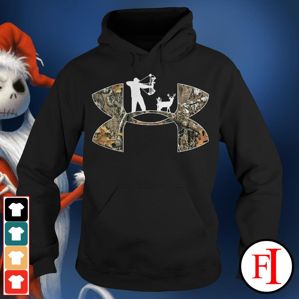 Official Under Armour bow hunter Hoodie