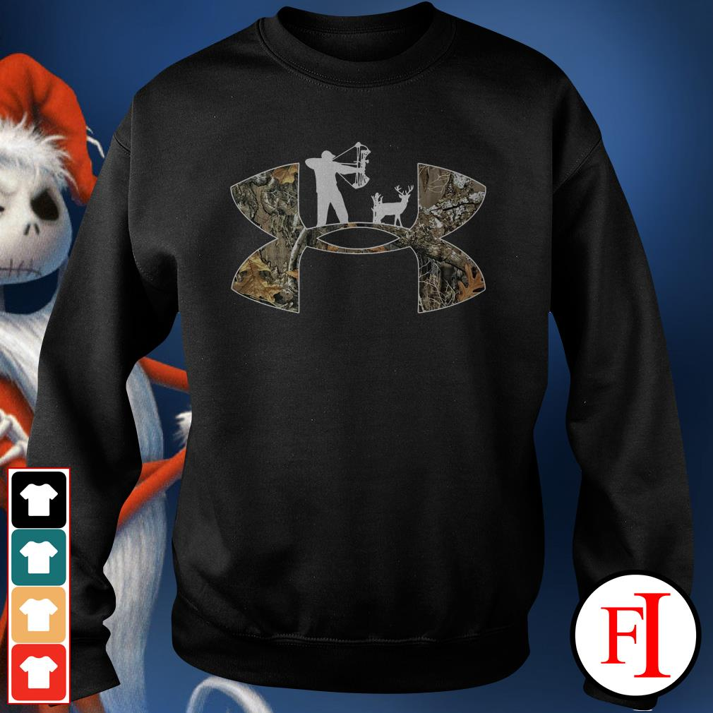 Official Under Armour bow hunter Sweater