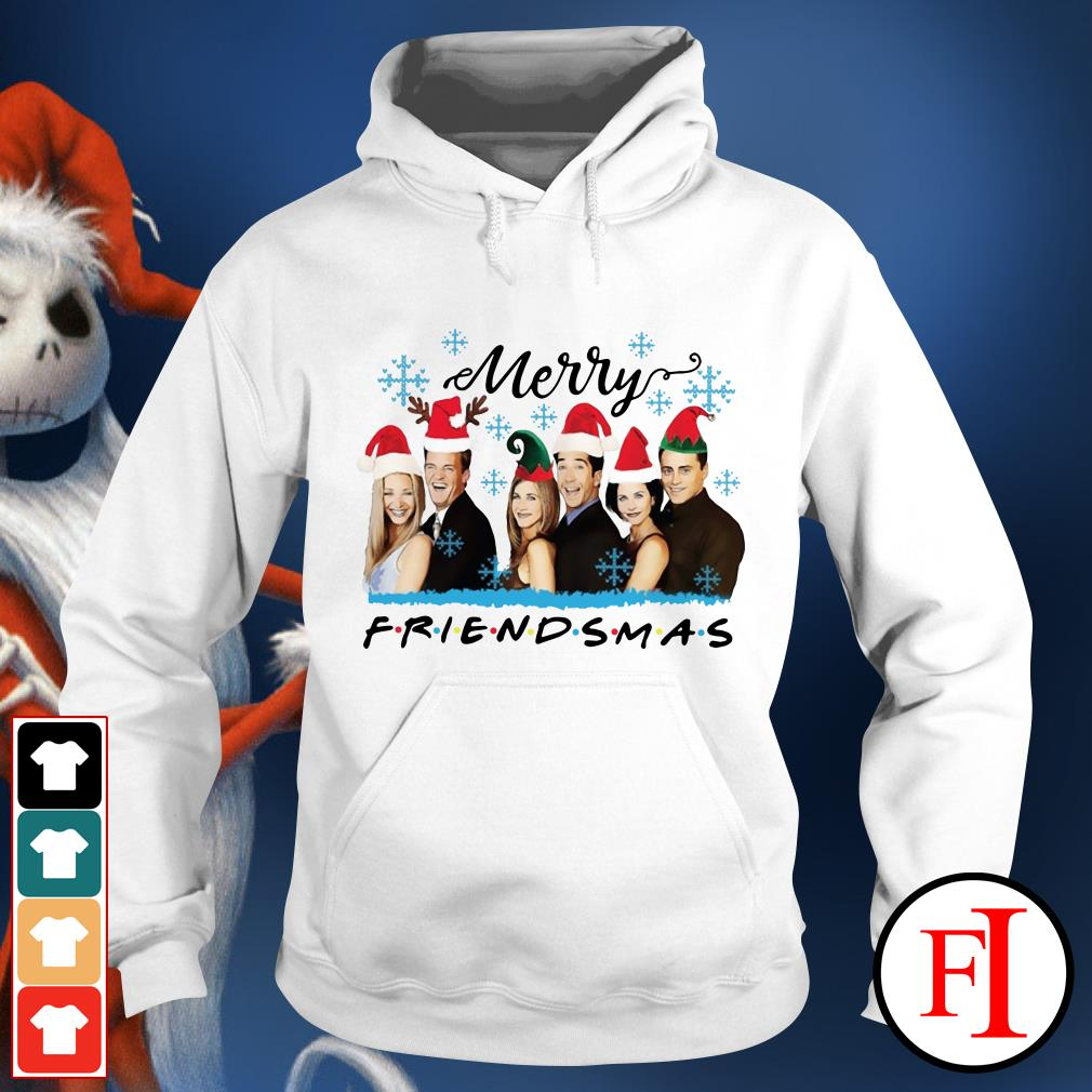 Official Merry Friendsmas Hoodie