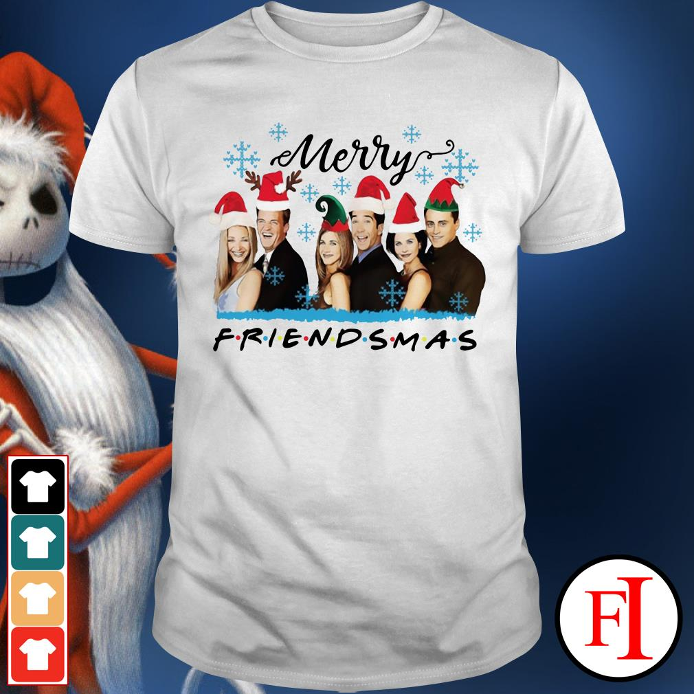 Official Merry Friendsmas Shirt