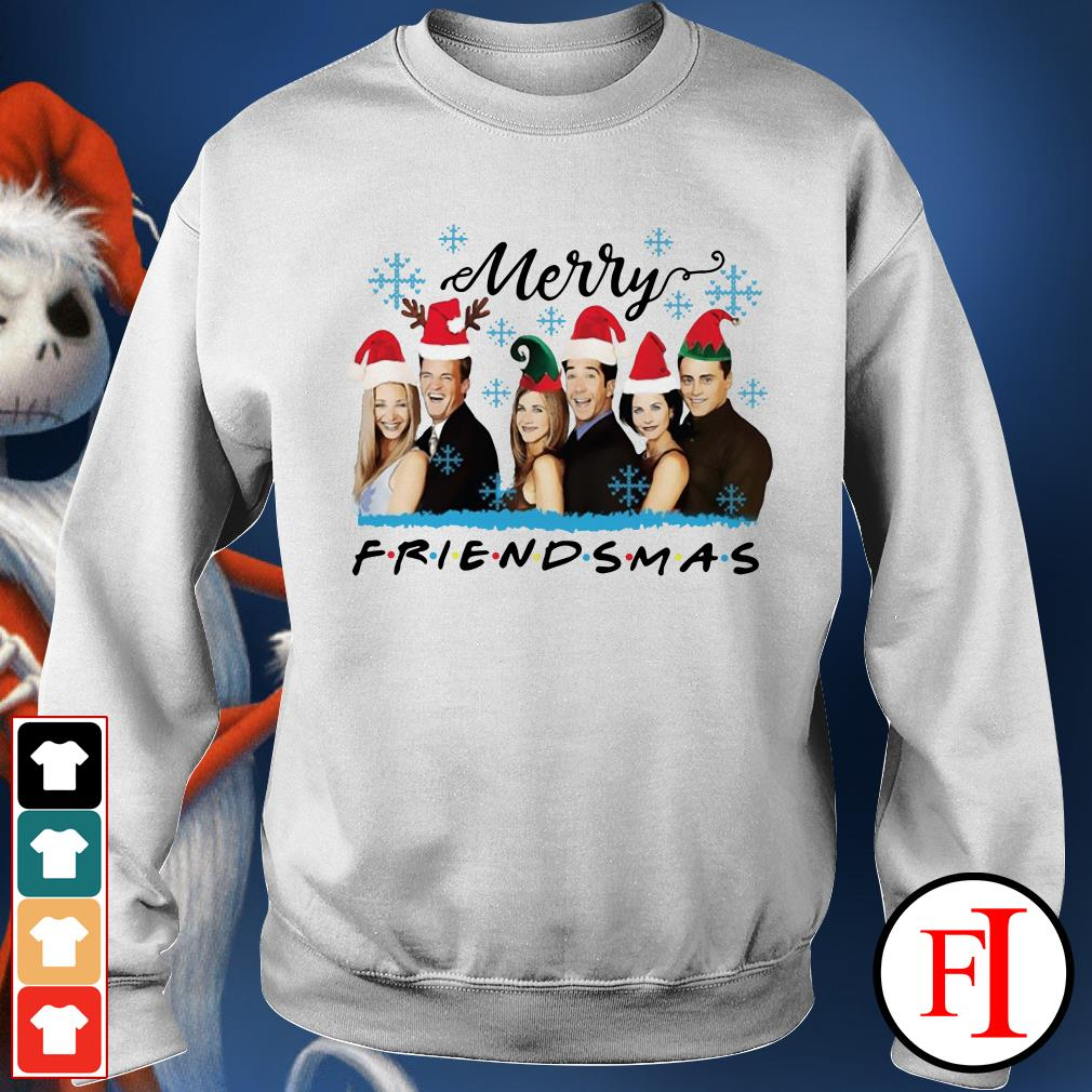 Official Merry Friendsmas Sweater