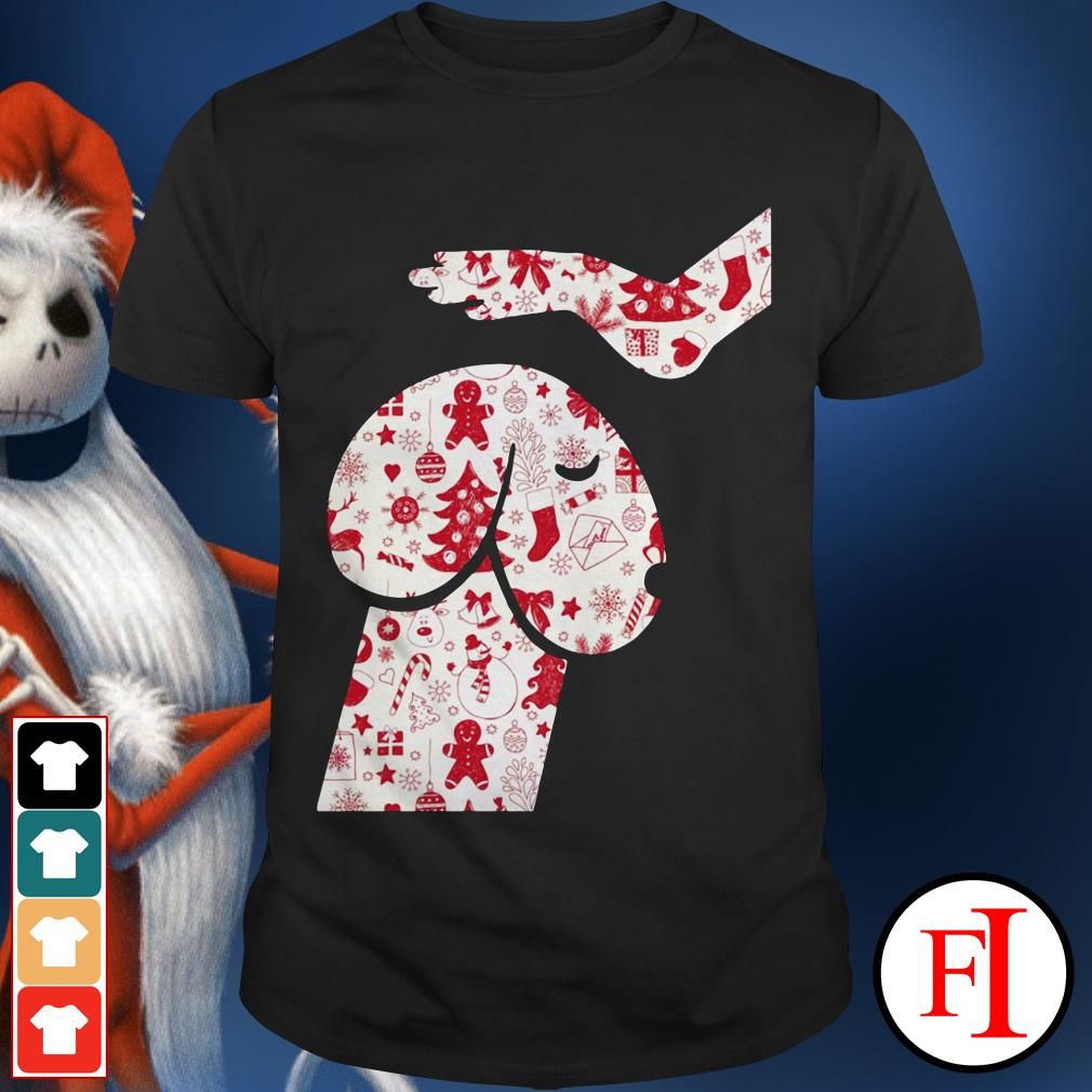 Official Penis dog Christmas Shirt