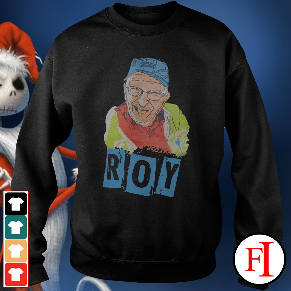 Official Roy Orbison signature Sweater