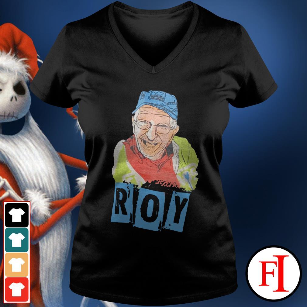 Official Roy Orbison signature V-neck t-shirt