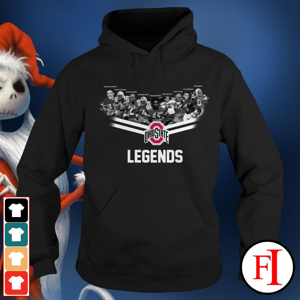 Ohio State legends Hoodie