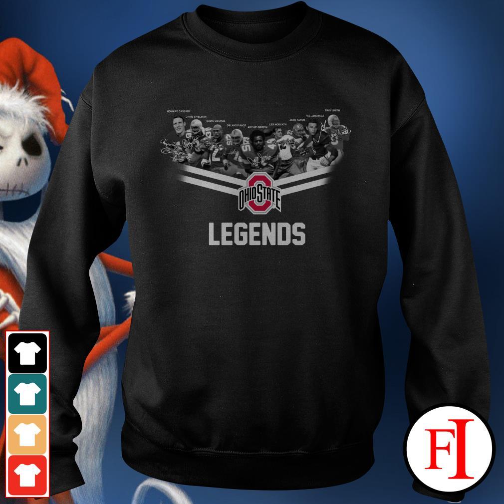 Ohio State legends Sweater