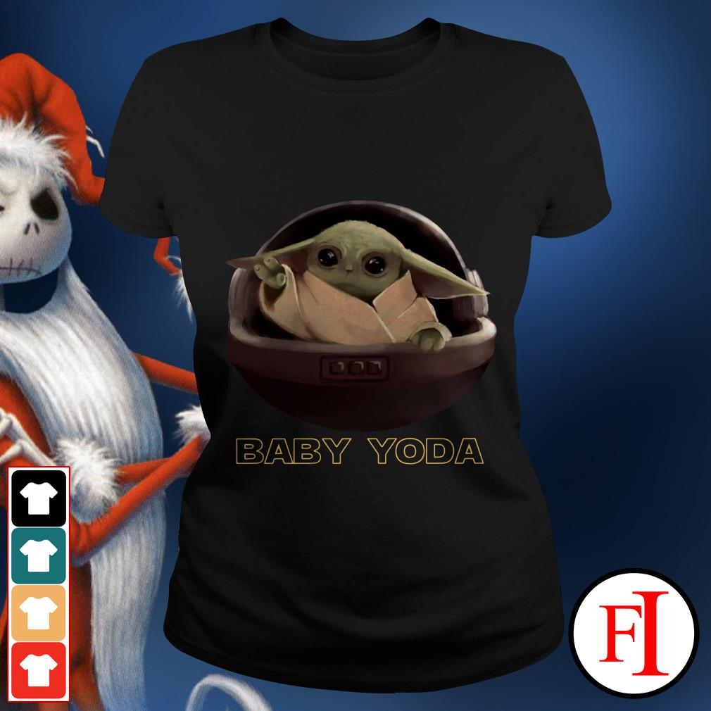 Star Wars Baby Yoda Ladies tee