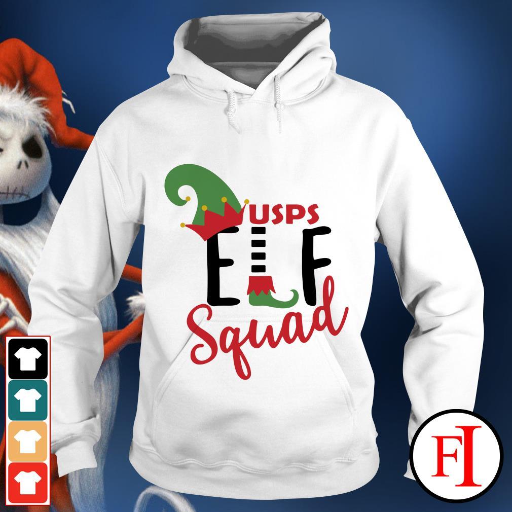 USPS ELF squad Christmas Hoodie