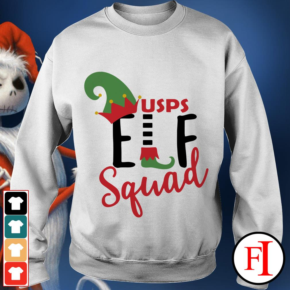 USPS ELF squad Christmas Sweater