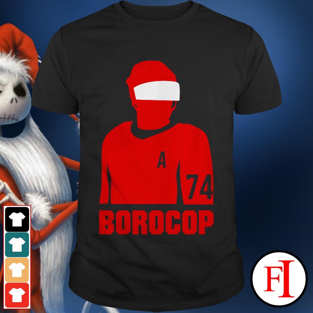 A 74 Borocop Ottawa Senators shirt