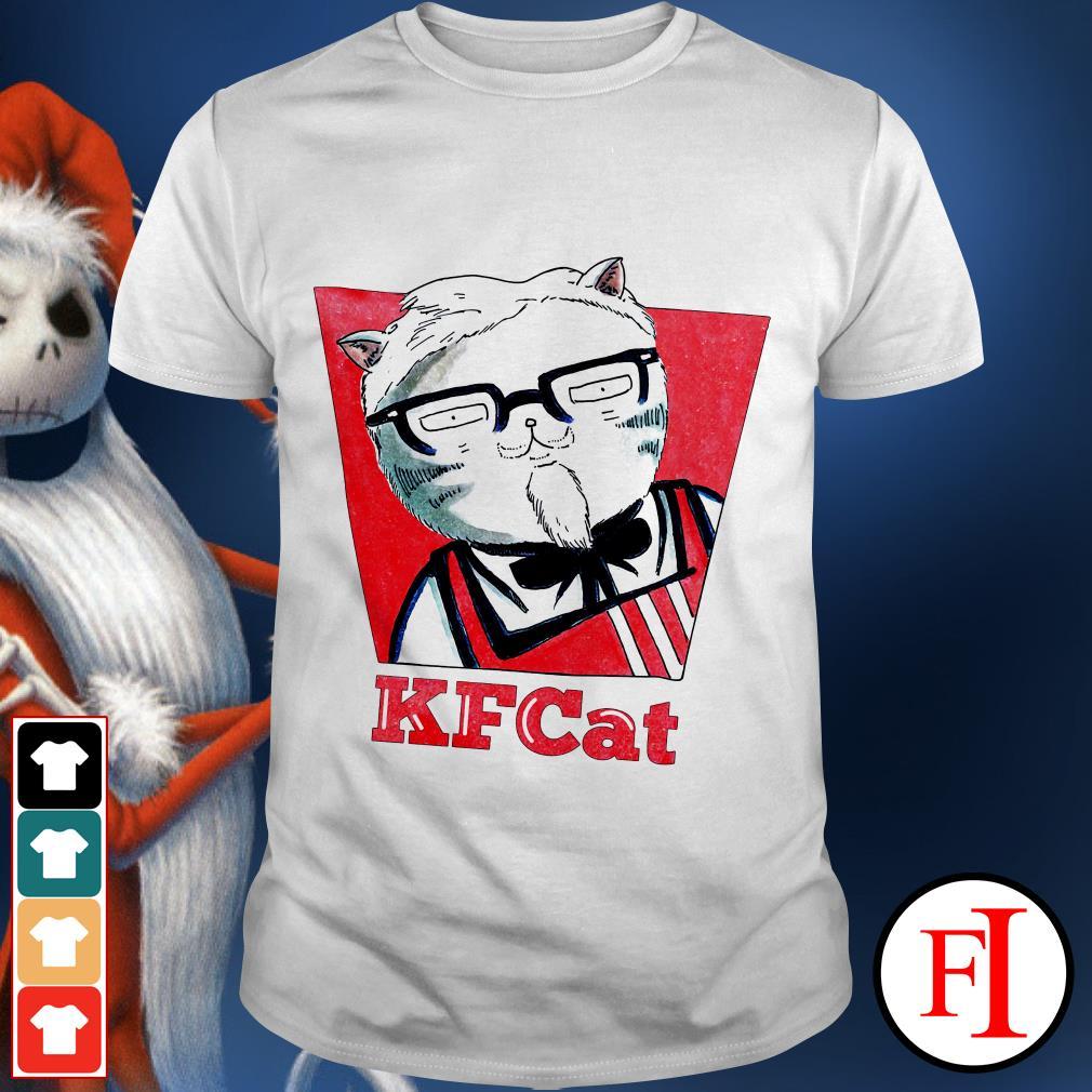 KF Kentucky Fried Cat shirt