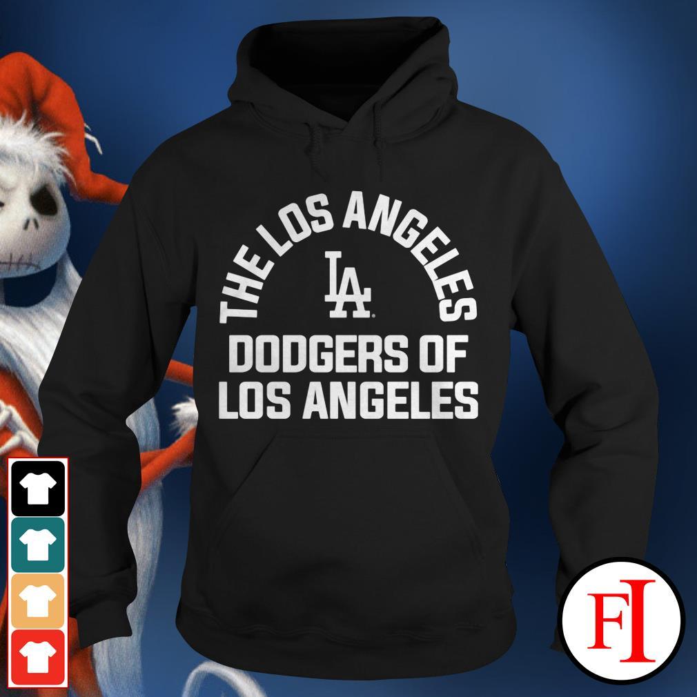 The Losangelles Dodgers of the Los Angeles Hoodie