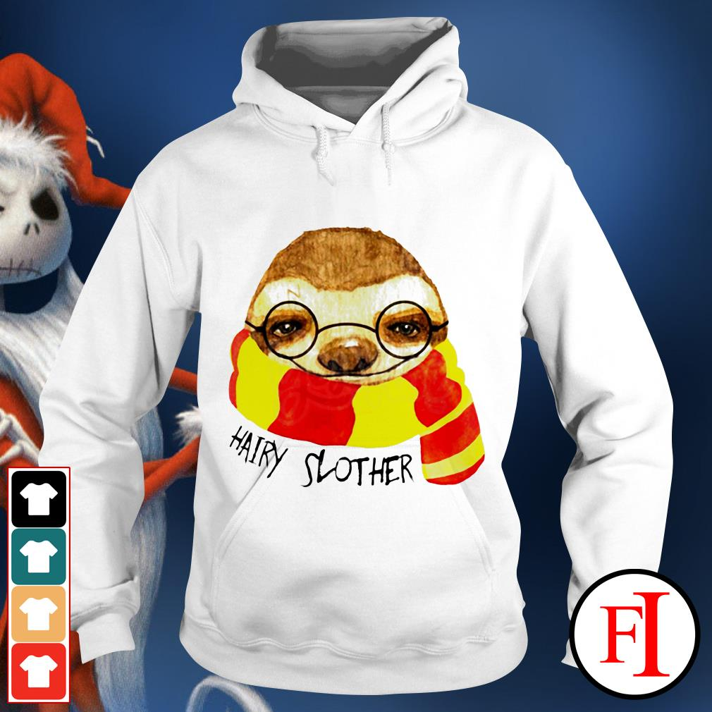 Official Hairy Slother Sloth lovers Hoodie