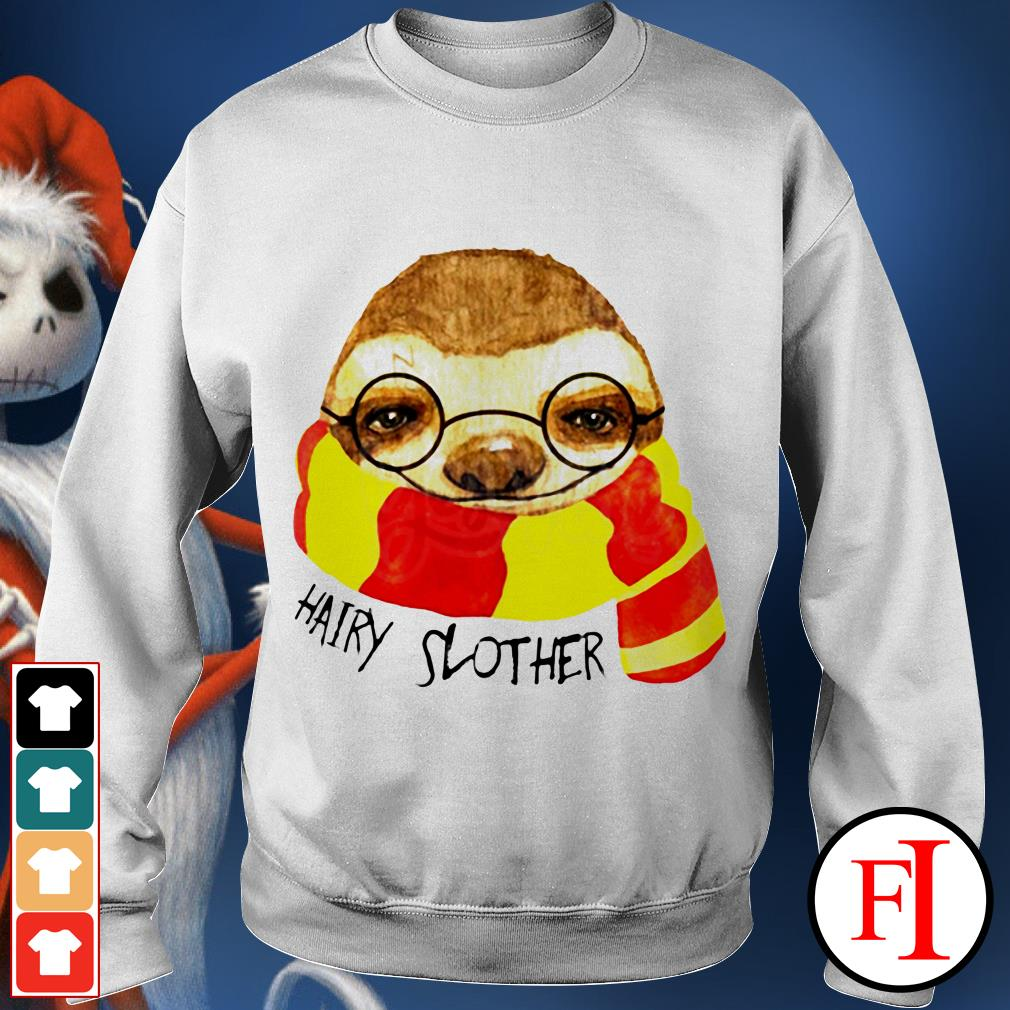 Official Hairy Slother Sloth lovers Sweater
