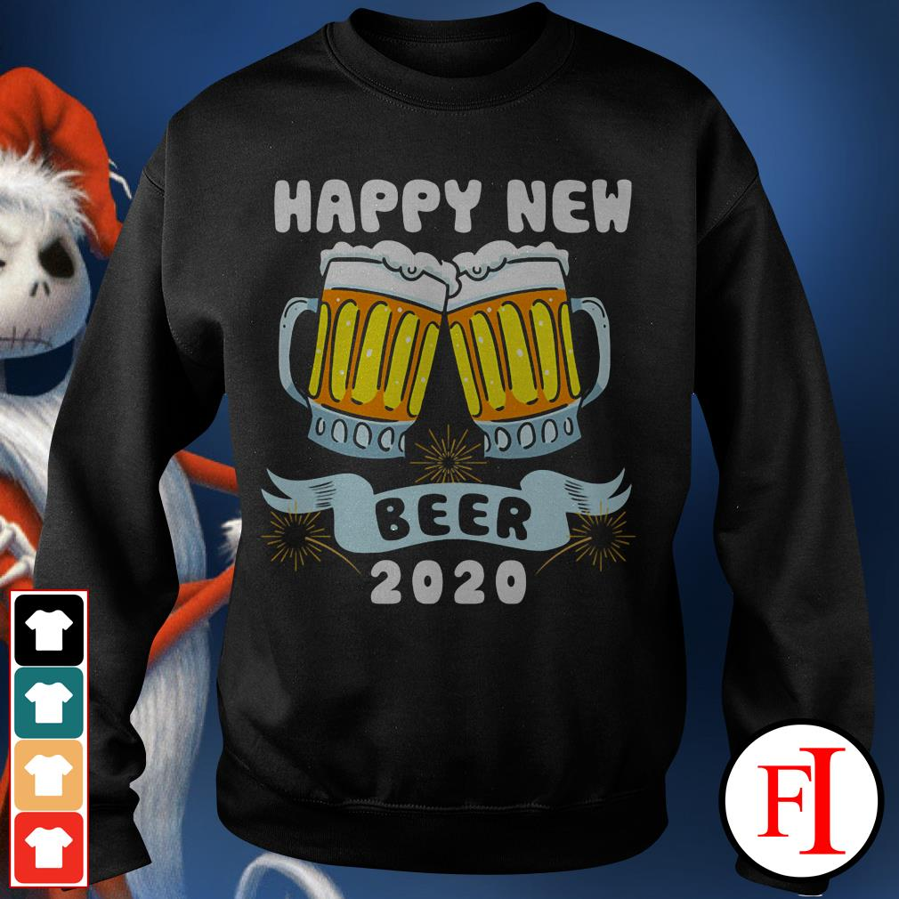 Official Happy New Year Beer 2020 Sweater