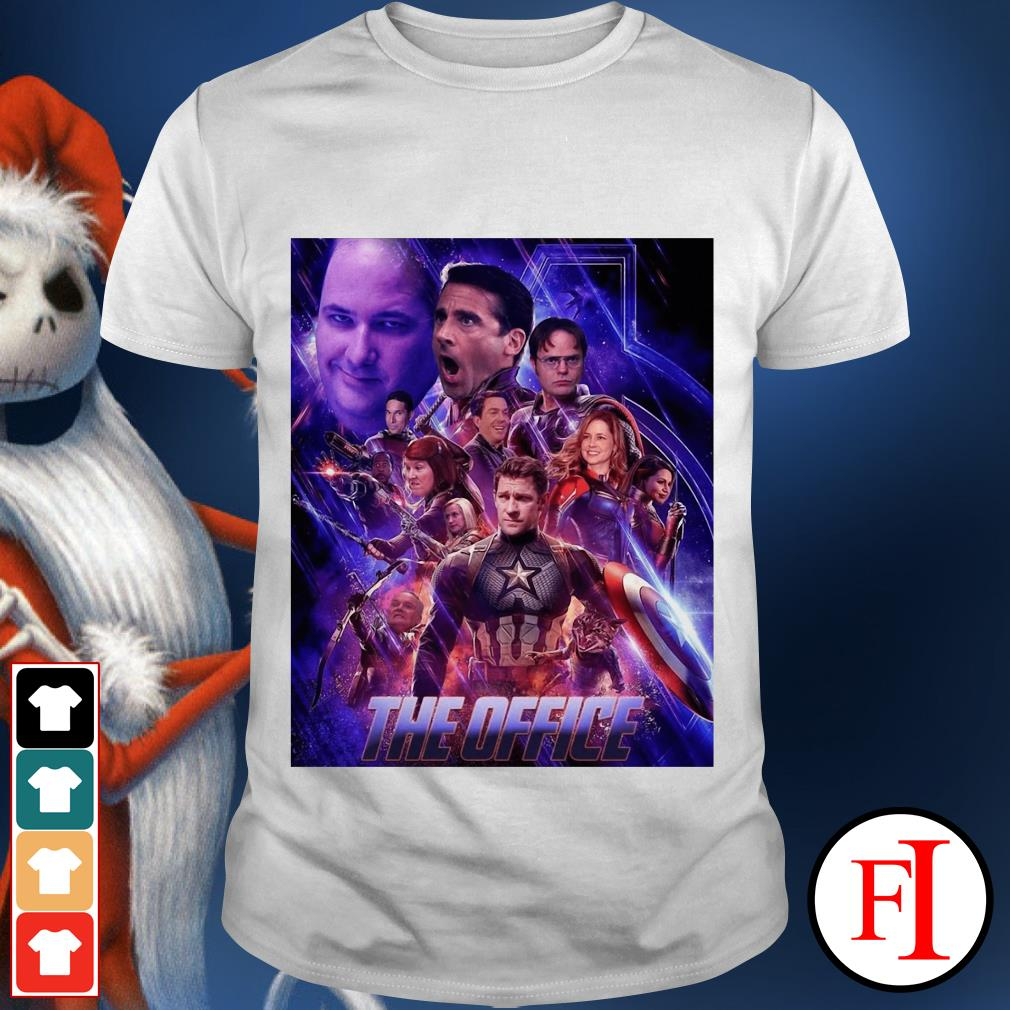 Official The Office Avengers Endgame shirt