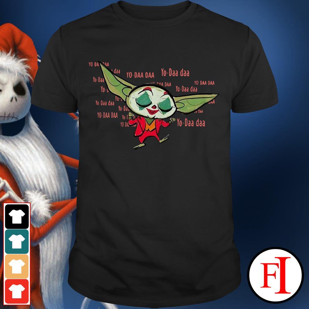 Star Wars Yoda Joker Joaquin Phoenix shirt