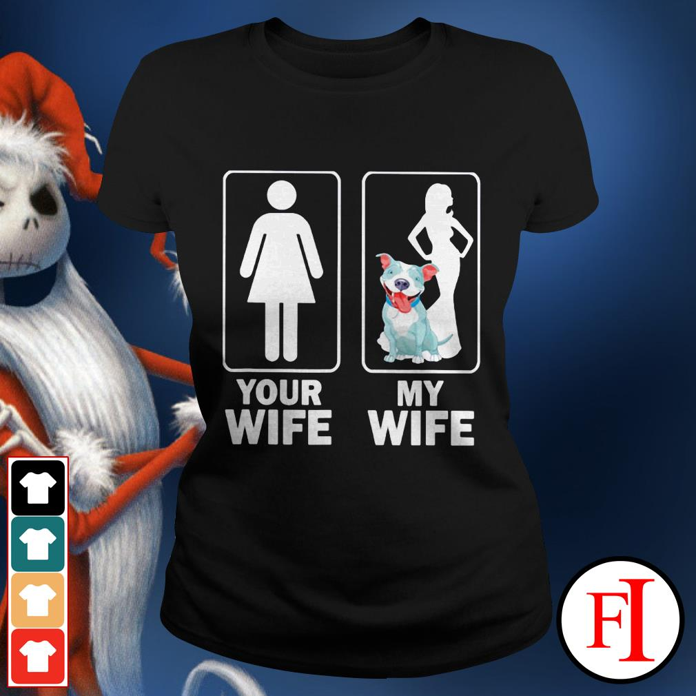 My Wife and Your Wife Ladies tee
