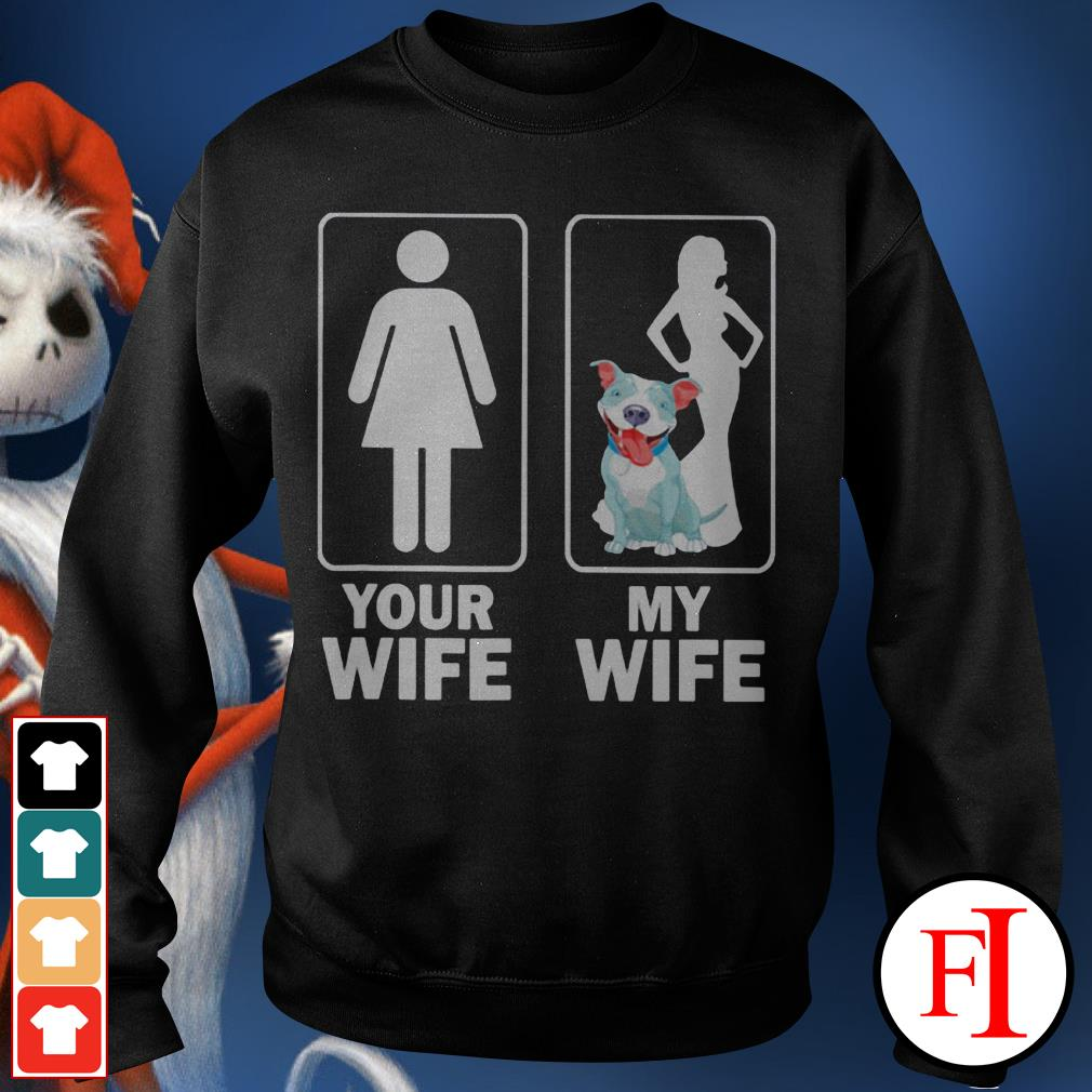 My Wife and Your Wife Sweater