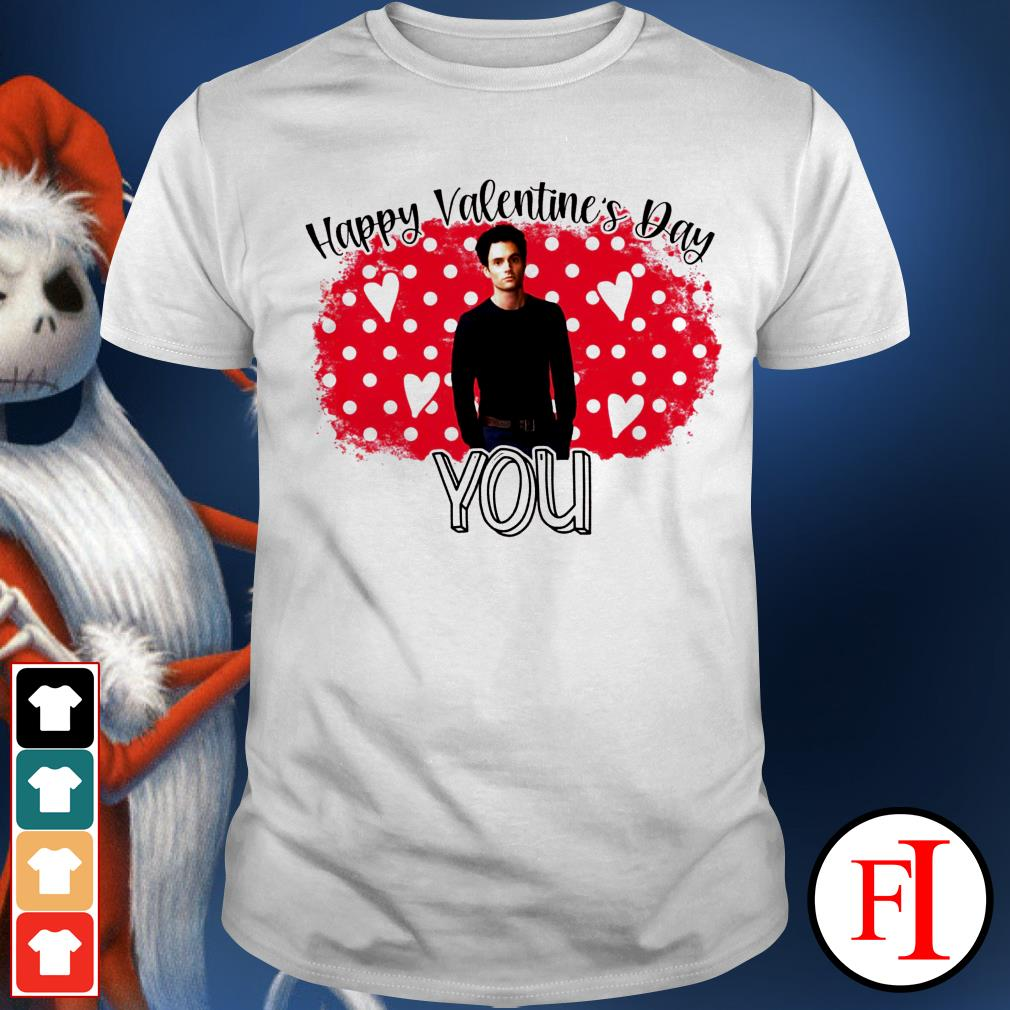 Happy Valentine's Day you and heart shirt