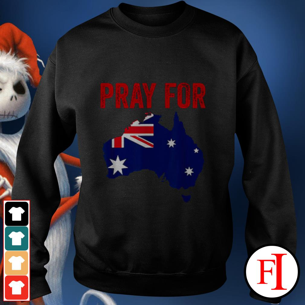 Official Pray for Australia Sweater