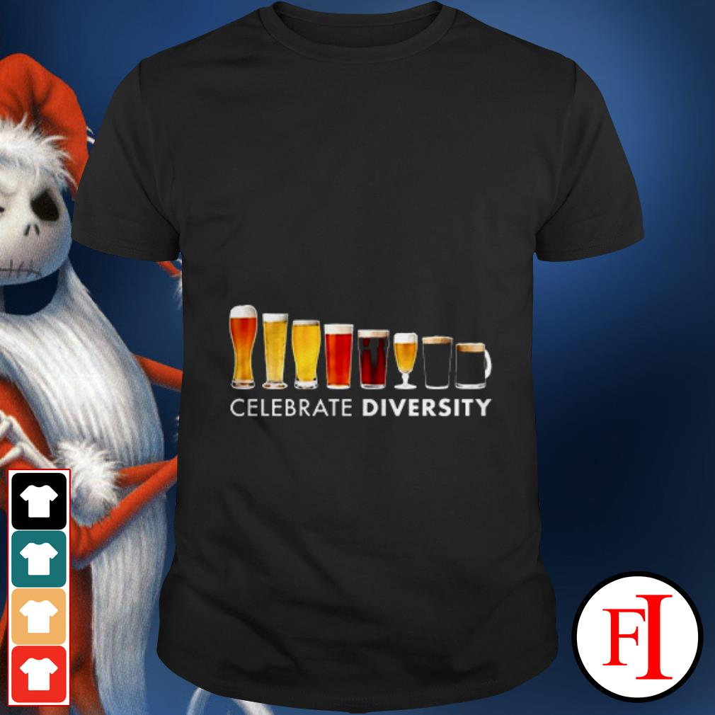 Beer Celebrate diversity IF shirt