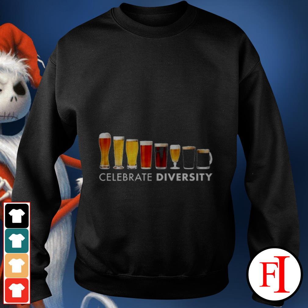 Beer Celebrate diversity IF Sweater