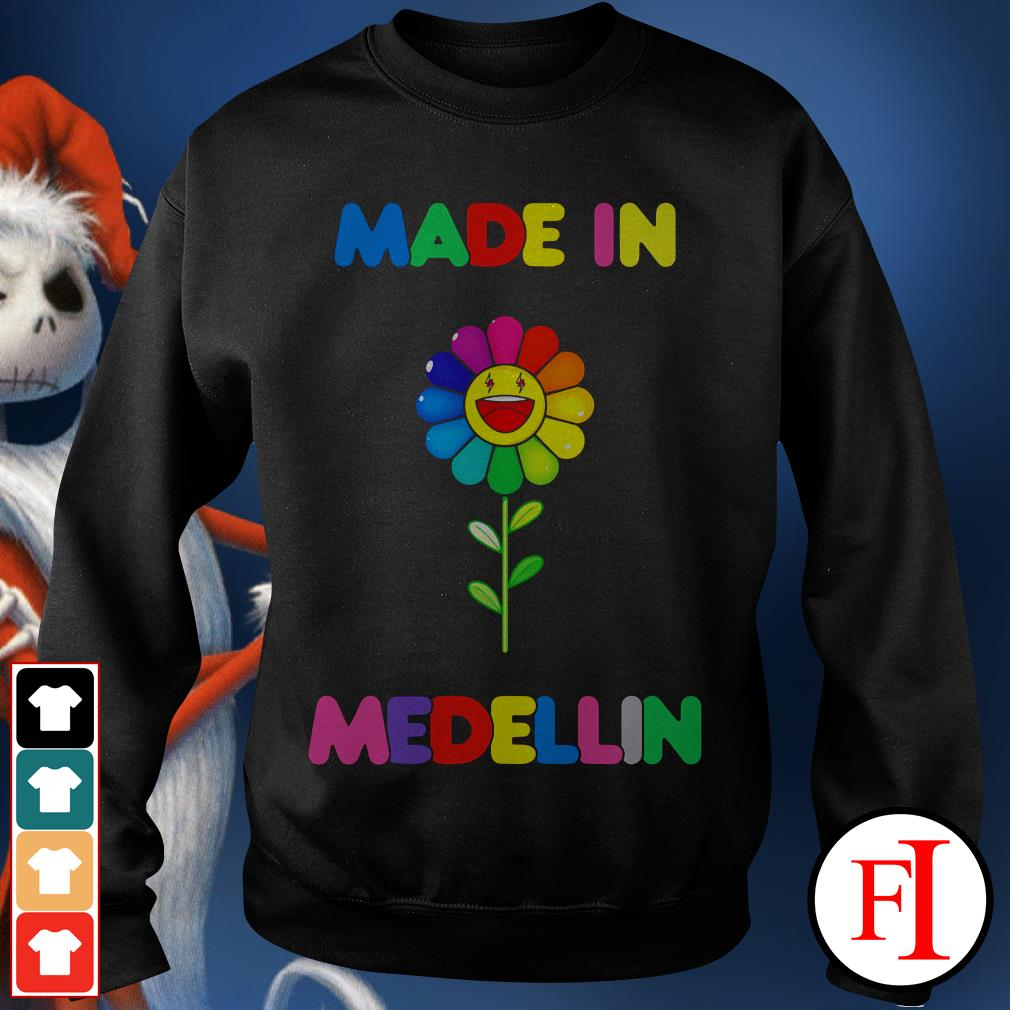 Colour lovely LGBT made in Medellin Sweater