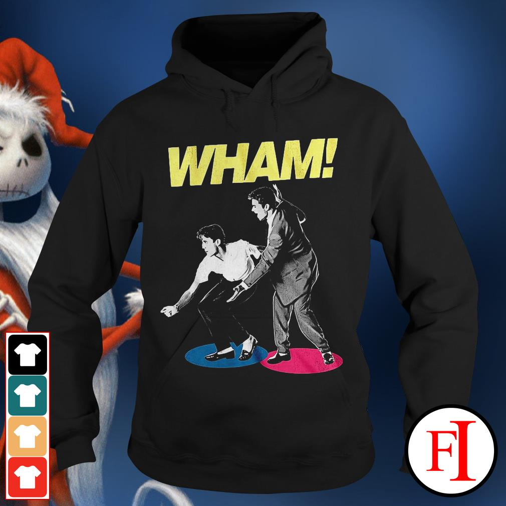 George Michael Wham and Andrew Ridgeley Hoodie