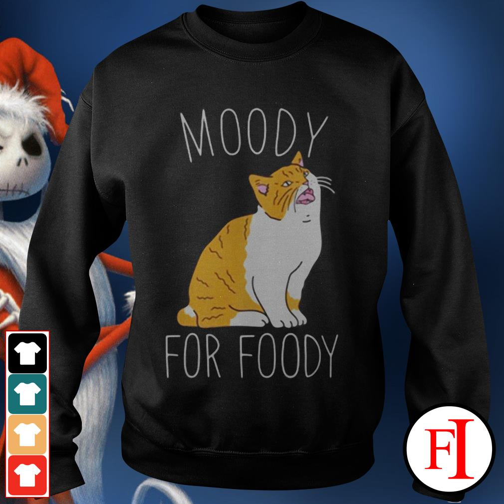 Love Cat moody for foody IF Sweater