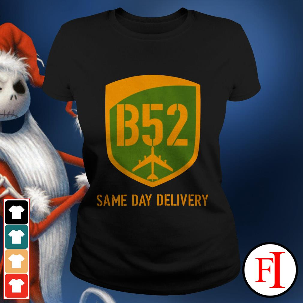 Official B52 same day delivery IF Ladies tee