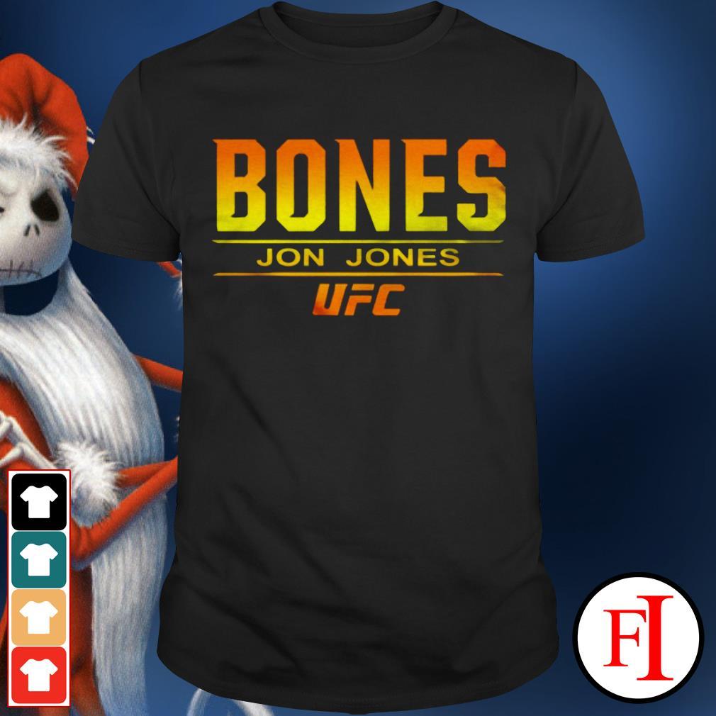 Official Bones Jon Jones lion IF shirt
