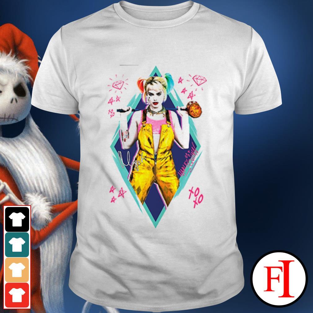 Official Harley Quinn Birds Of Prey shirt