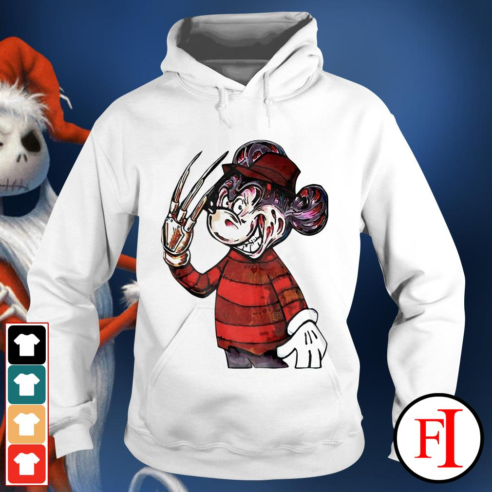 Official Horror Mickey mouse IF Hoodie