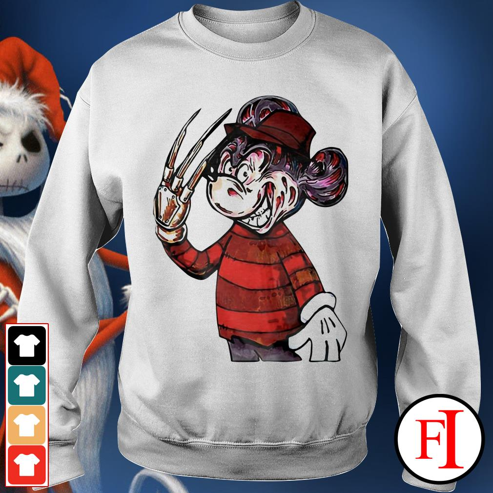 Official Horror Mickey mouse IF Sweater