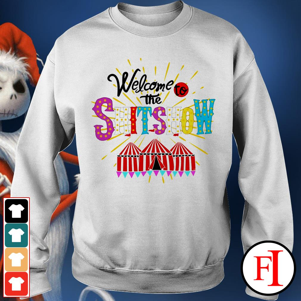 Official Welcome to the shitshow IF Sweater
