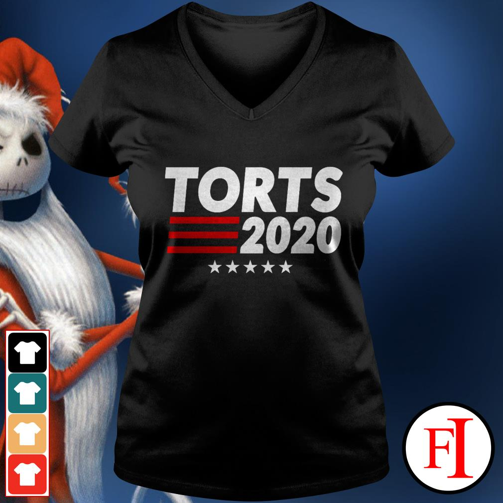 Like Torts 2020 IF V-neck t-shirt