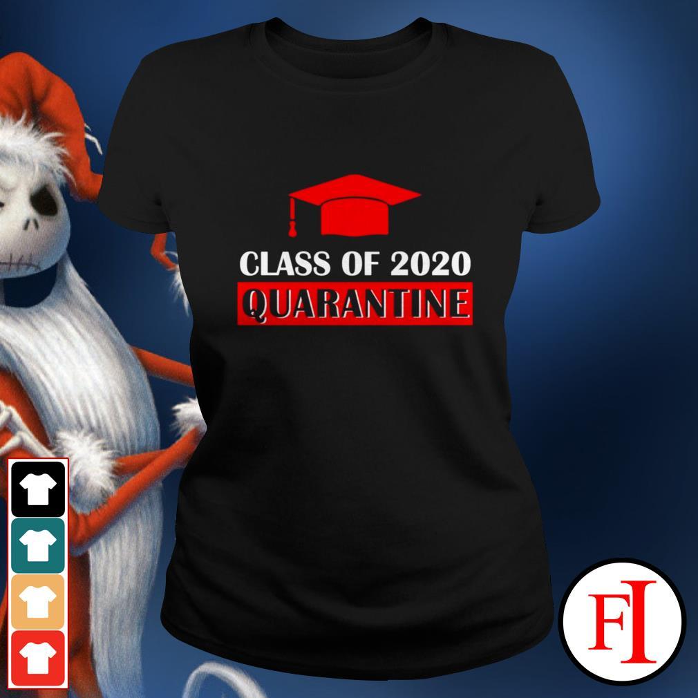 Official Class of 2020 quarantine IF Ladies tee