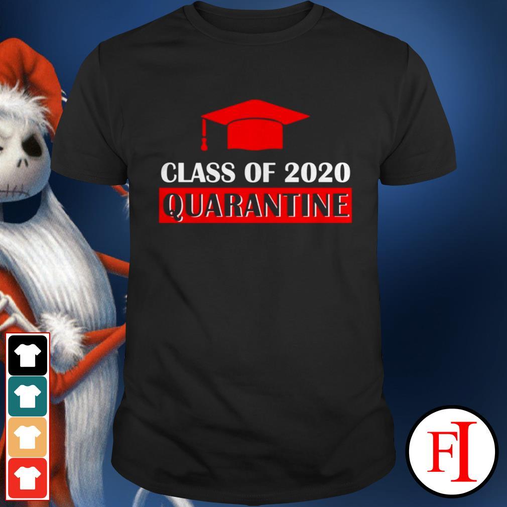 Official Class of 2020 quarantine IF shirt