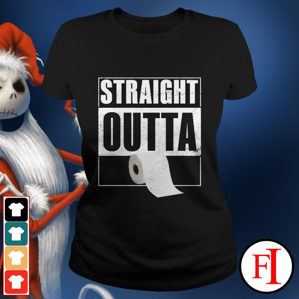 Official Straight outta IF Ladies tee