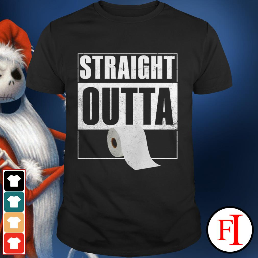 Official Straight outta IF shirt