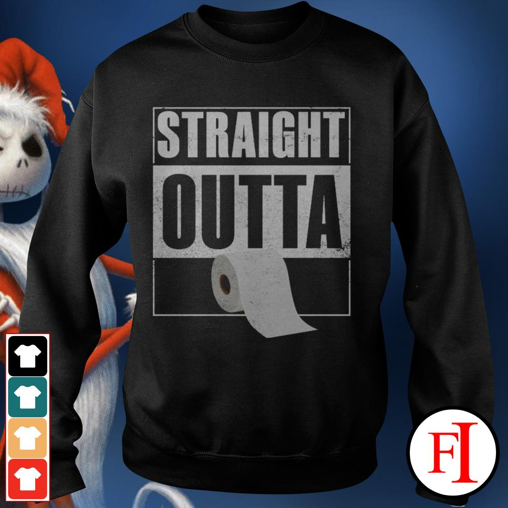 Official Straight outta IF Sweater