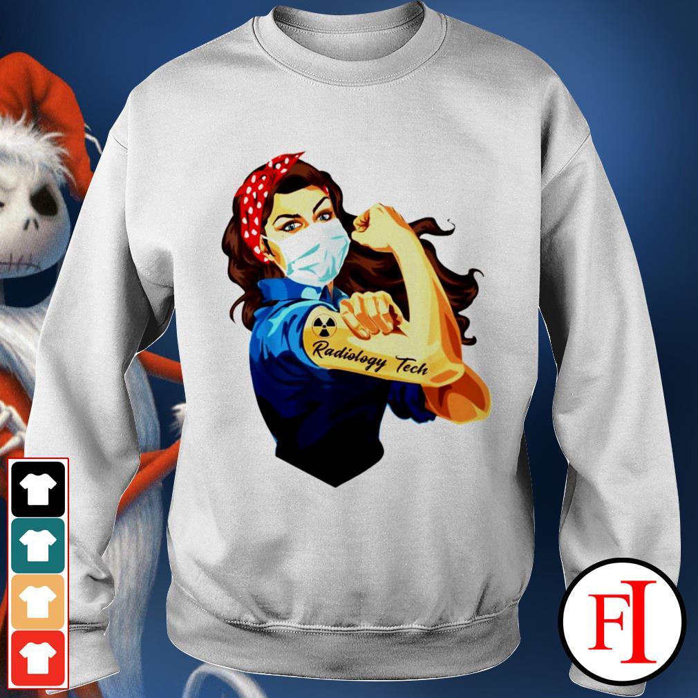 Radiology Tech nurse strong Coronavirus 2020 IF Sweater