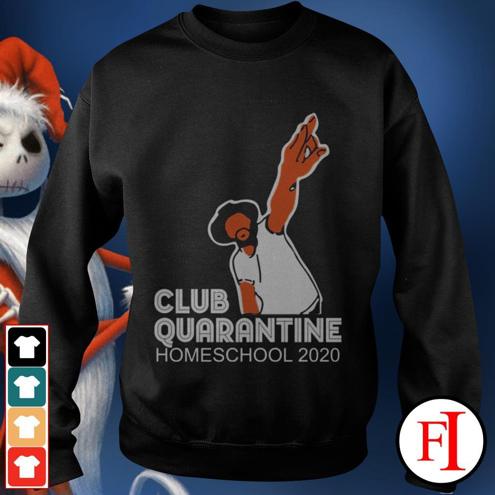 Homeschool 2020 Club quarantine Sweater