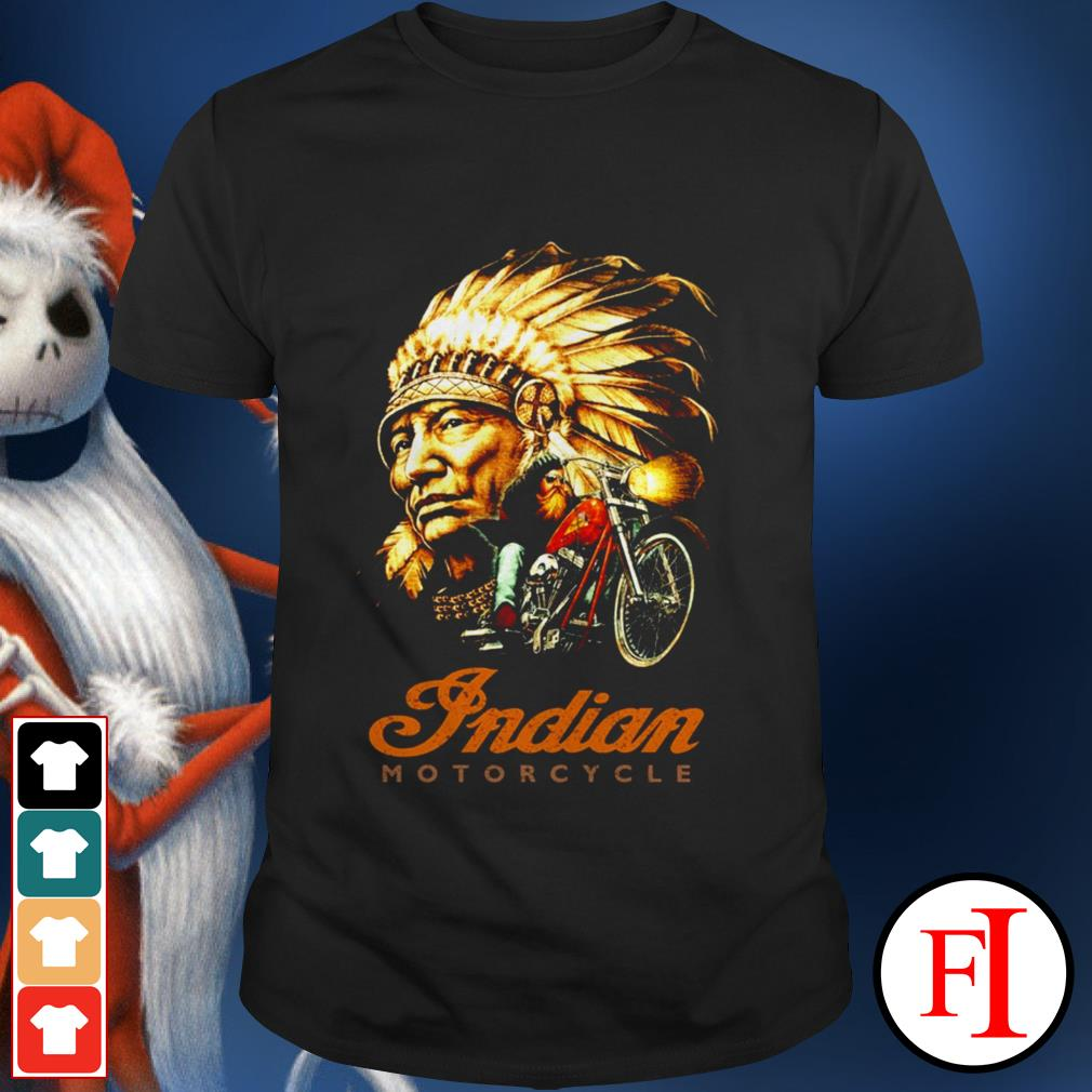 Official Native Indian motorcycle shirt